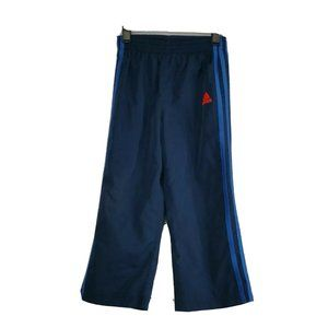 ADIDAS Toddler Boys Track Pants Size 4T Navy Blue